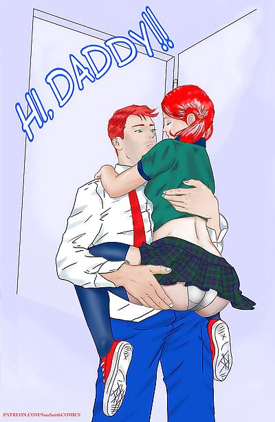Hi, Daddy!!
