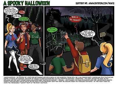 Mavruda- Spooky Halloween