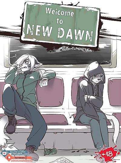 Zummeng- Welcome to New Dawn
