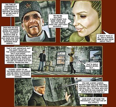 DbComix- Soviet Girl – The..