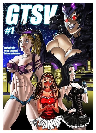ZZZ Comics-GTSV Episode 1