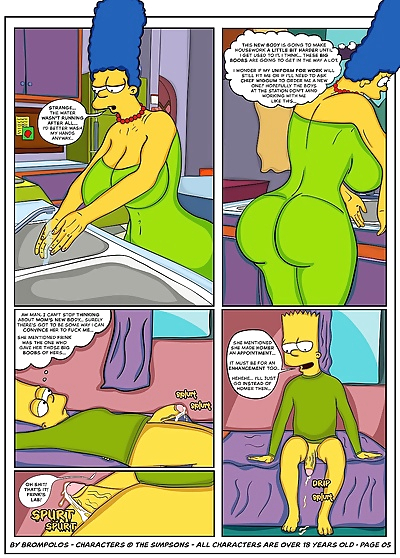 Brompolos- The Simpsons are..