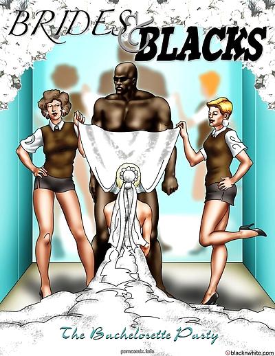 BlacknWhite- Brides and..