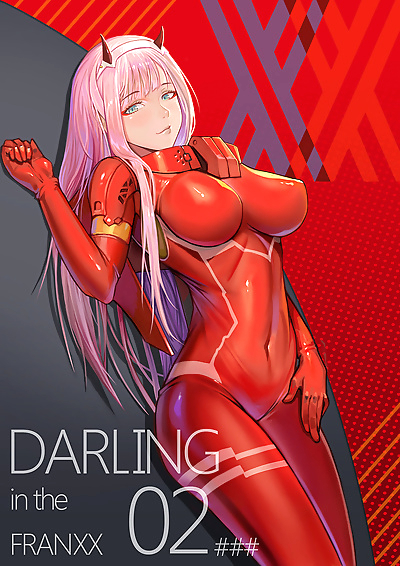 Darling in The Franxx..