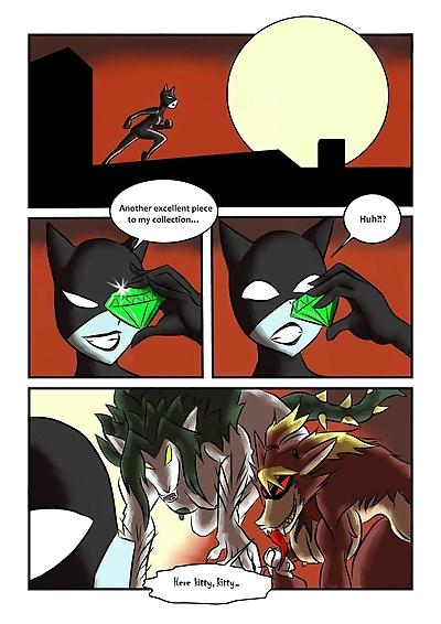 Full Moon Gotham