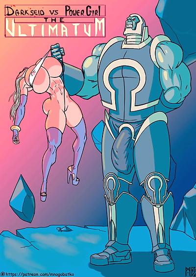 Darkseid vs Powergirl: The..