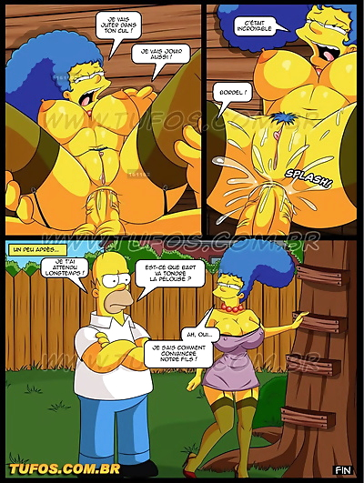 The Simpsons 12 - Grimpée..