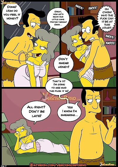 Croc- Simpsons – Old Habit 8