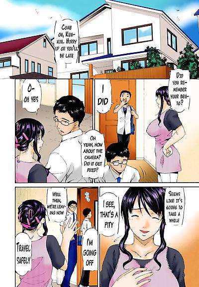 Bai Asuka Hametorare colored..