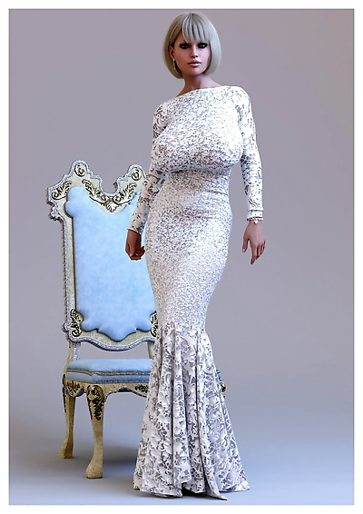 MYA3DX – Wedding dress sets