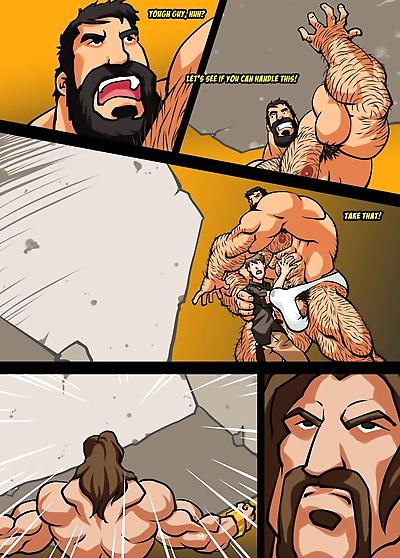 Hercules Battle Of Strongman..