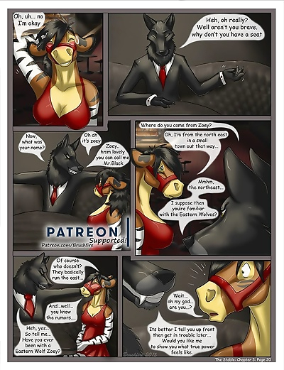The Stable Ch. 3 - Job..