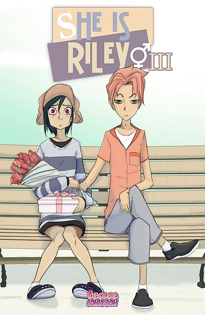 She Is Riley 01 - 04 - part 3