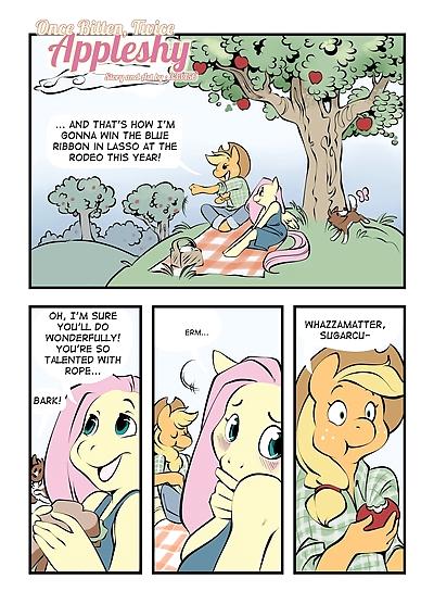 Once Bitten Twice Appleshy