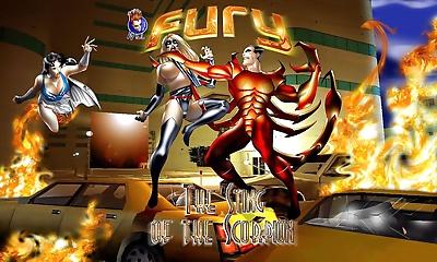 Seiren- Fury The Sting of..