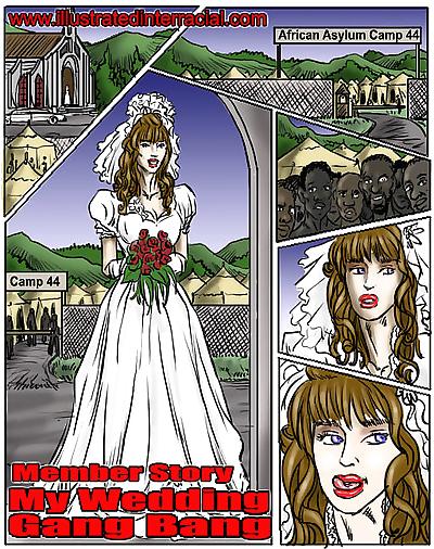 My Wedding GangBang-..