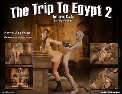 Trip to Egypt 2- Blackadder