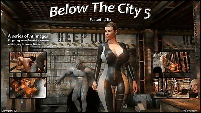 Blackadder- Below The City 5