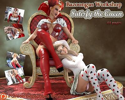 Bazoongas Workshop- Satisfy..