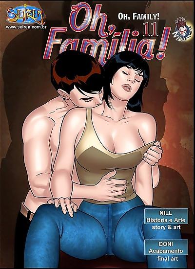 Seiren- Oh, Familia! 11