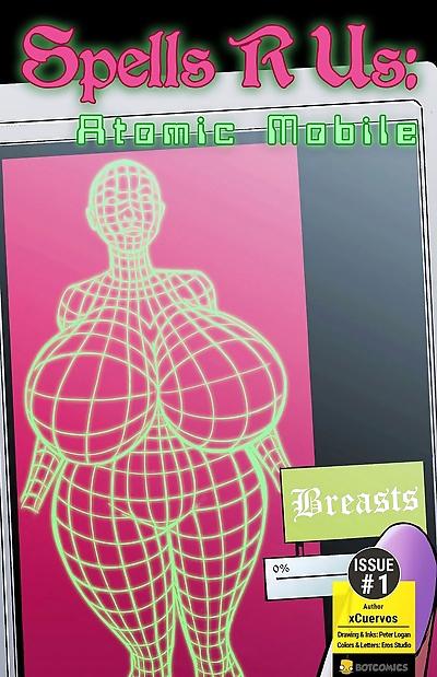 Atomic Mobile- Spells R Us