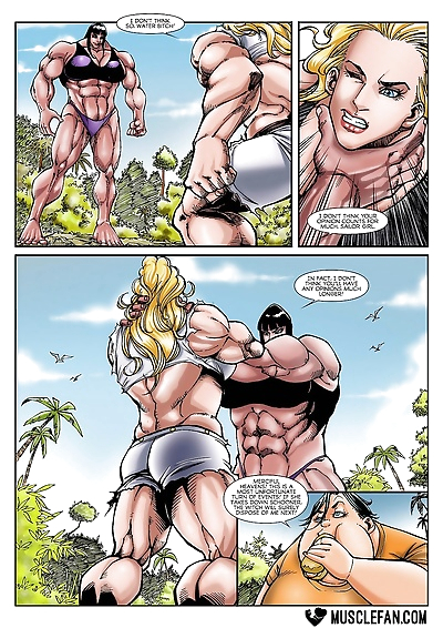 MuscleFan- Schooner The..