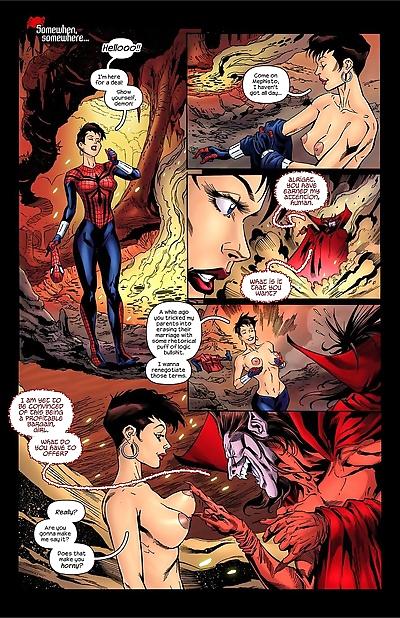 TracyScops- Spider-Girl –..