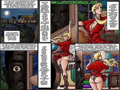 Illustrated interracial-..