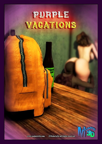 Moiarte- Purple Vacations