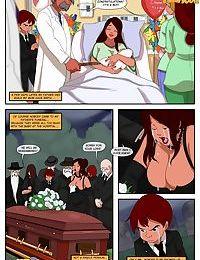 Milftoon- Arranged Marriage Part 4