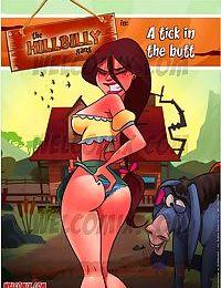 Welcomix-Hillbilly Gang 06- A Tick in Butt
