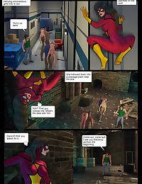 Spiderman- Woman Doomsday