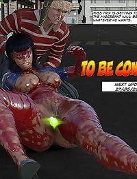 Pig King- MissTrix- The First Pig King Super Hero