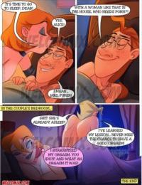 Naughty Home 28- Good Night Kiss- Part 2