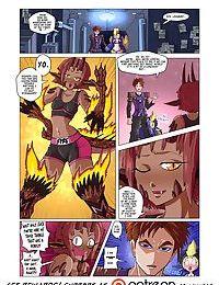 Monster Harem Feverish Absolute Passion! Ch. 1-3 - part 3