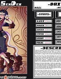 Monster Harem Feverish Absolute Passion! Ch. 1-3 - part 8